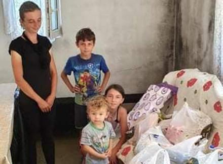 Pomoć za porodicu Milanović, akcija se nastavlja