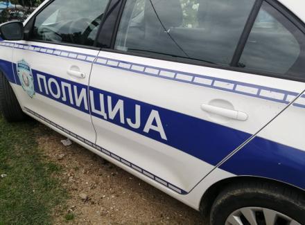 Uhapšeni migranti sa oružjem kod Preševa