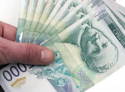 Danas isplata prvih 30 evra državne pomoći